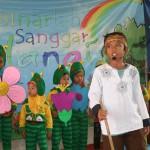 Suka Duka Relawan Sanggar Pelangi