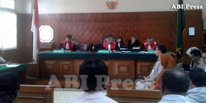 Sidang Putusan Swastanisasi Air Jakarta Ditunda Lagi