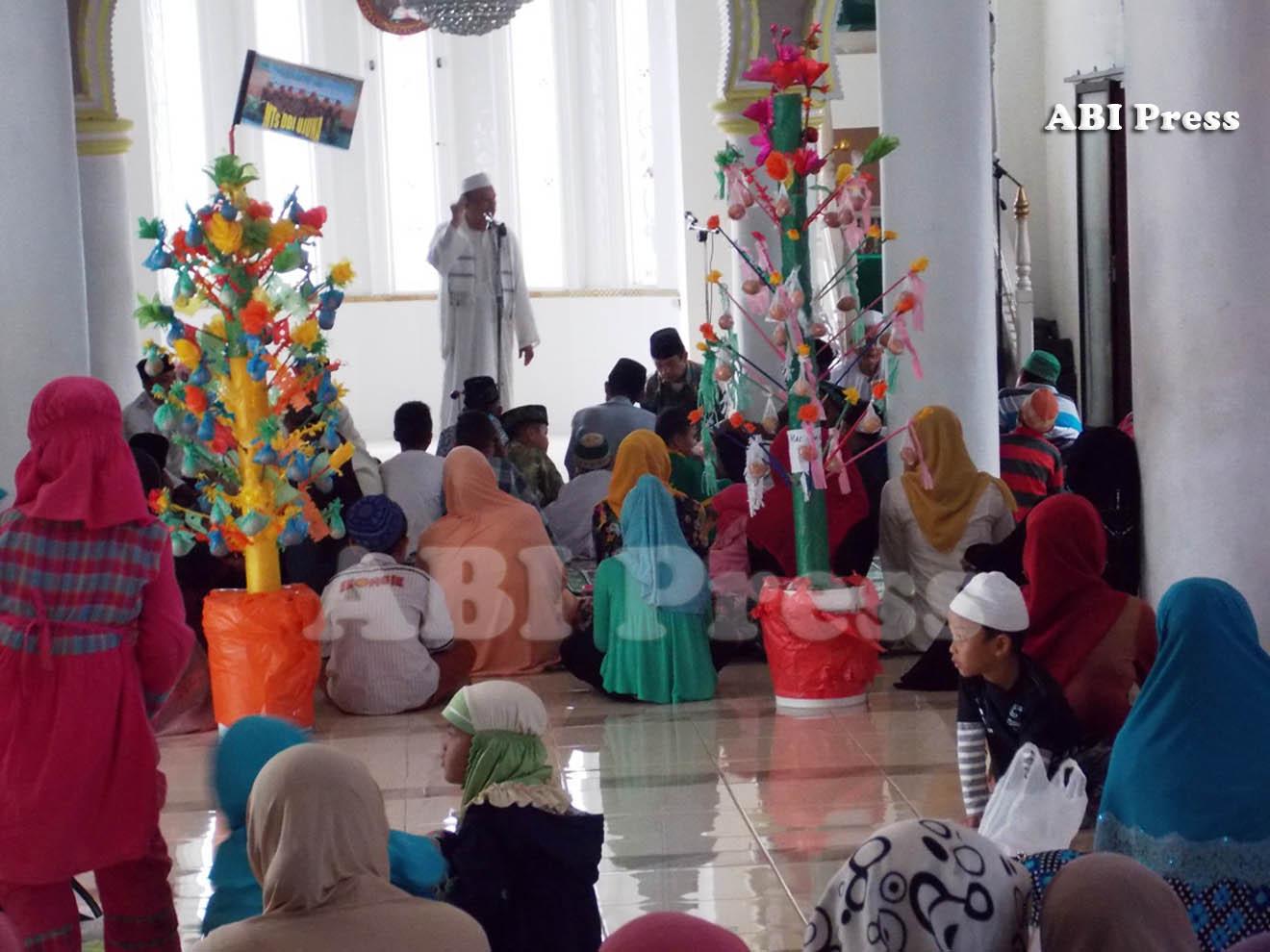 DDI Ajak Warga Sulawesi Tengah Bershalawat