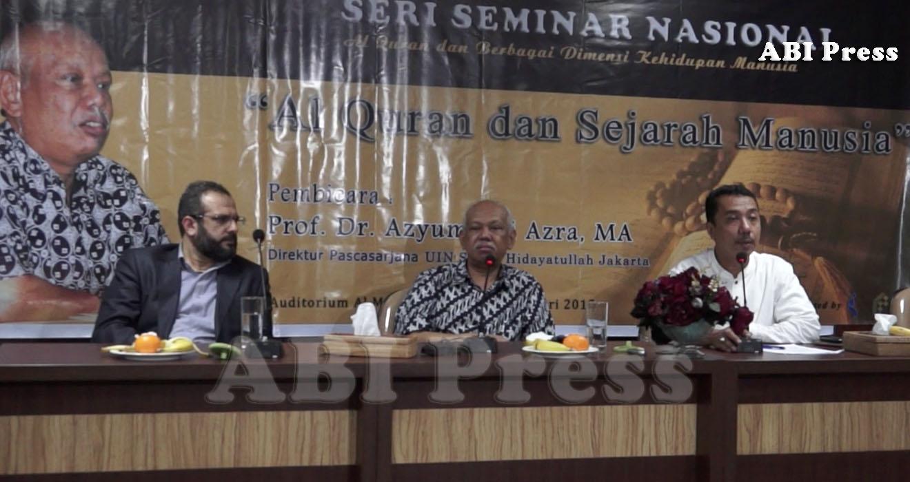 Pesan Sejarah Al-Qur'an: Jangan Ulangi Kesalahan yang Sama
