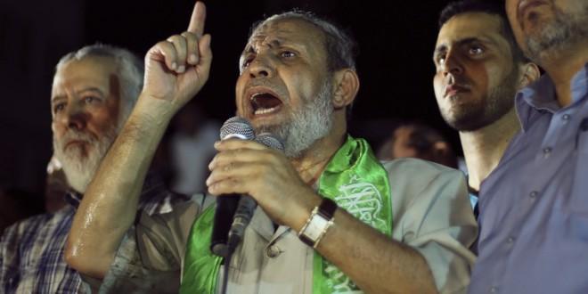 Mahmoud Zahar: Hamas, Suriah dan Lebanon, Bantu Bebaskan Palestina. Serang Israel!