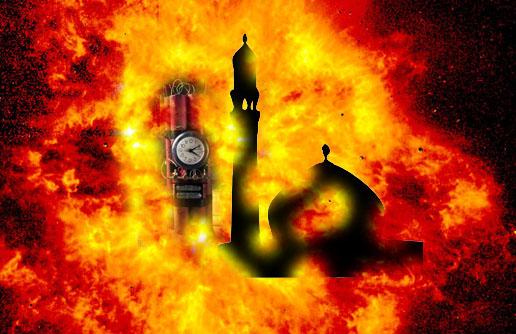 NU dan Muhammadiyyah Kutuk Keras Pemboman Masjid di Yaman oleh ISIS