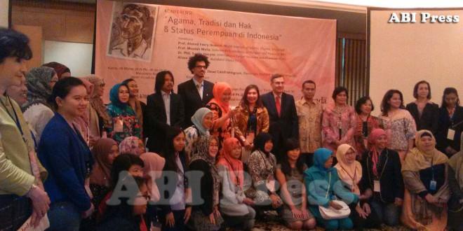 Launching Kajian Jurnal Perempuan ke-48