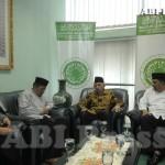 Silaturahmi Ormas Islam ABI ke MUI Pusat