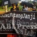 #Jokowihutangjanji