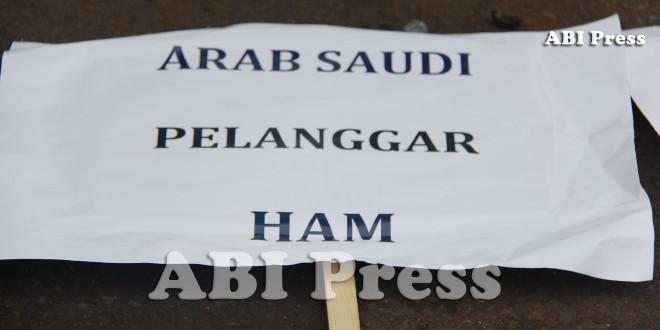 Saudi Diprotes Lagi