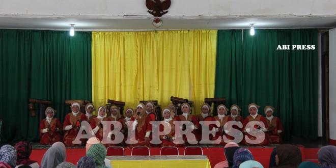 Kunjungi Lapas Wanita, Muslimah ABI Perkenalkan Figur Wanita Termulia