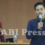 mahasiswa Ilmu Komunikasi Universitas Indonesia