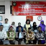 Bedah Buku Problematika Keadilan Bermazhab di Indonesia