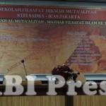 Sekolah Filsafat Hikmah Muta'aliyah STFI Sadra