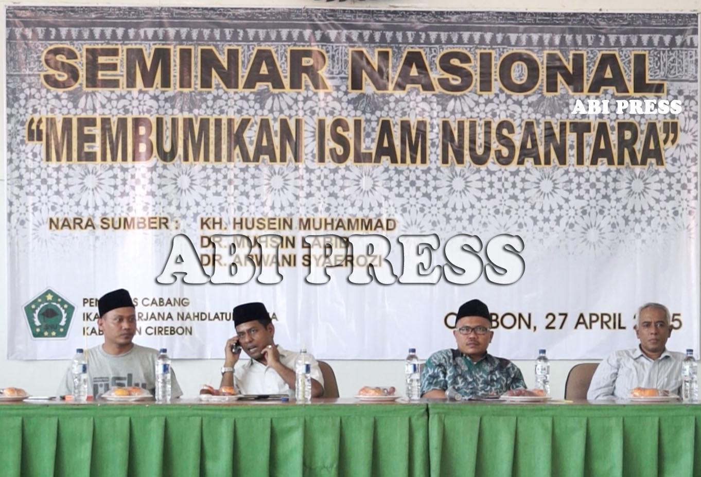 Islam Khas Nusantara Sebuah Keniscayaan