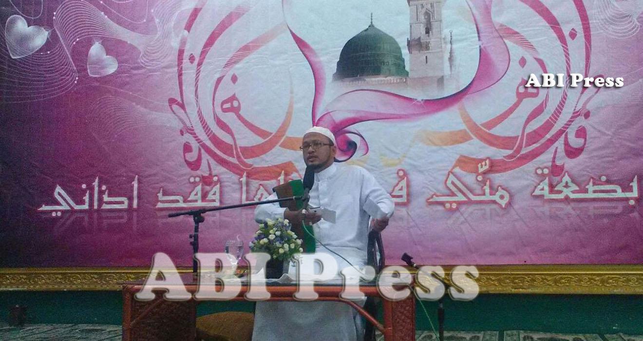 Ustaz Fuad Hadi: Kenali dan Cintailah Sayidah Fatimah