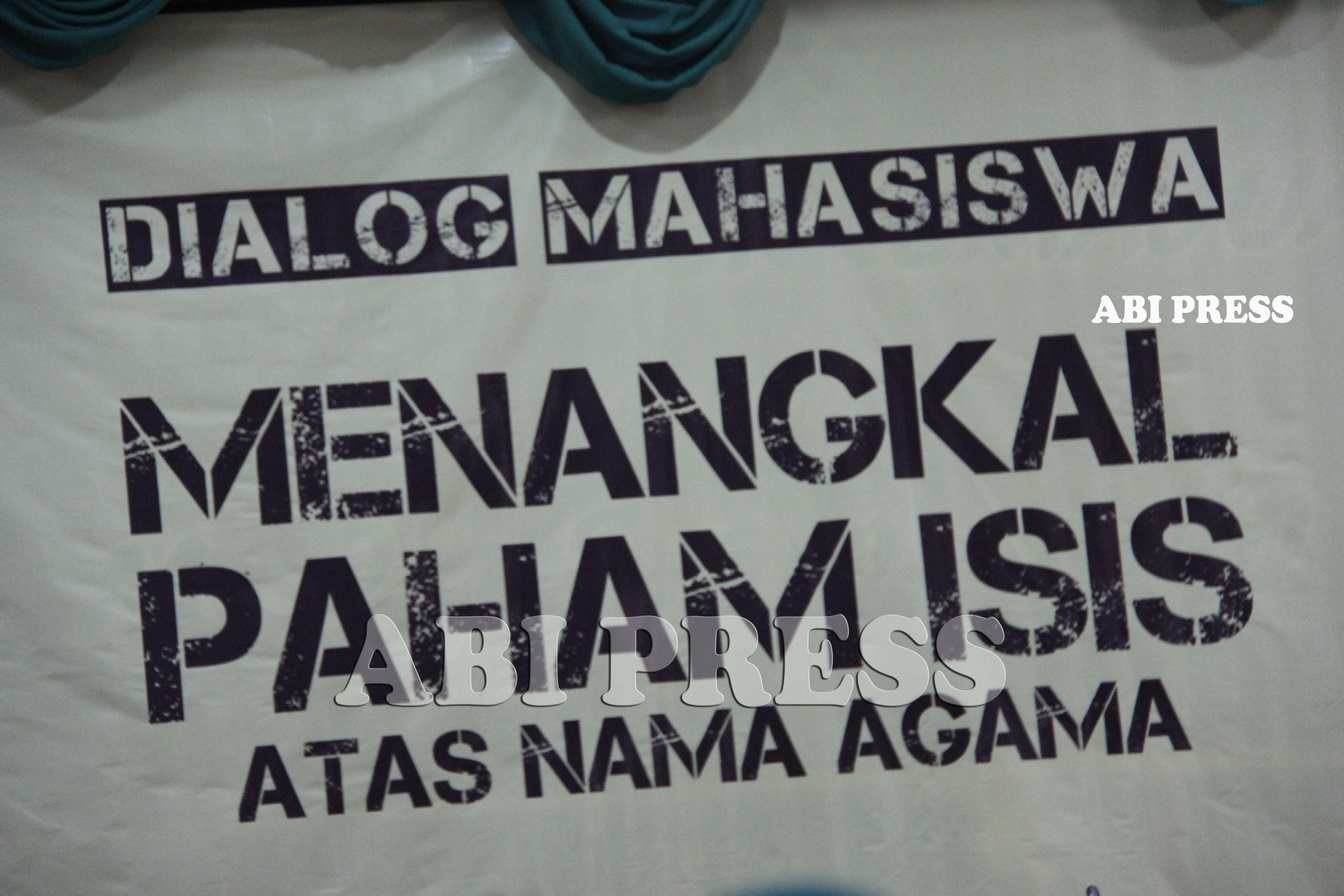 Dialog mahasiswa UHAMKA