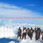 Janji Bidadari Surga ISIS