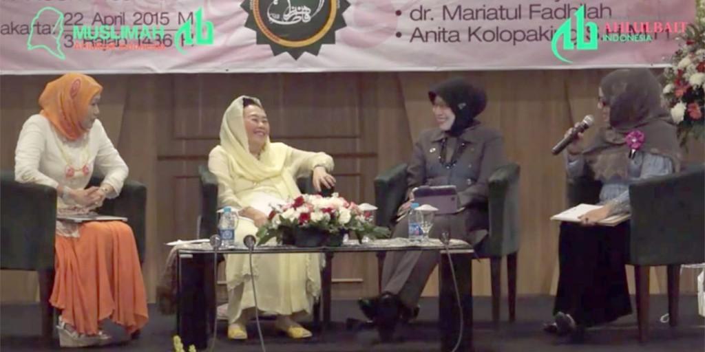 Talkshow Memperingati Milad Sayidah Fatimah az-Zahra dan ...