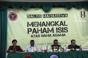 Dialog ISIS di UHAMKA