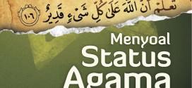 Melawan Fenomena Penyempitan Agama