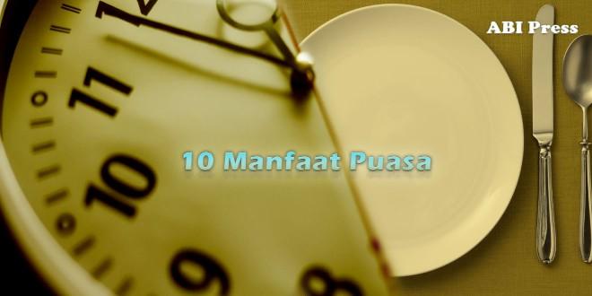 Kenali 10 Manfaat Puasa Untuk Kesehatan