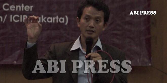 Video : Badrus Sholeh : Ideologi, Peta Jaringan dan Antisipasi Masa Depan