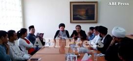 Diskusi Antar Iman ICRP Bersama Mujtahid Syiah Irak