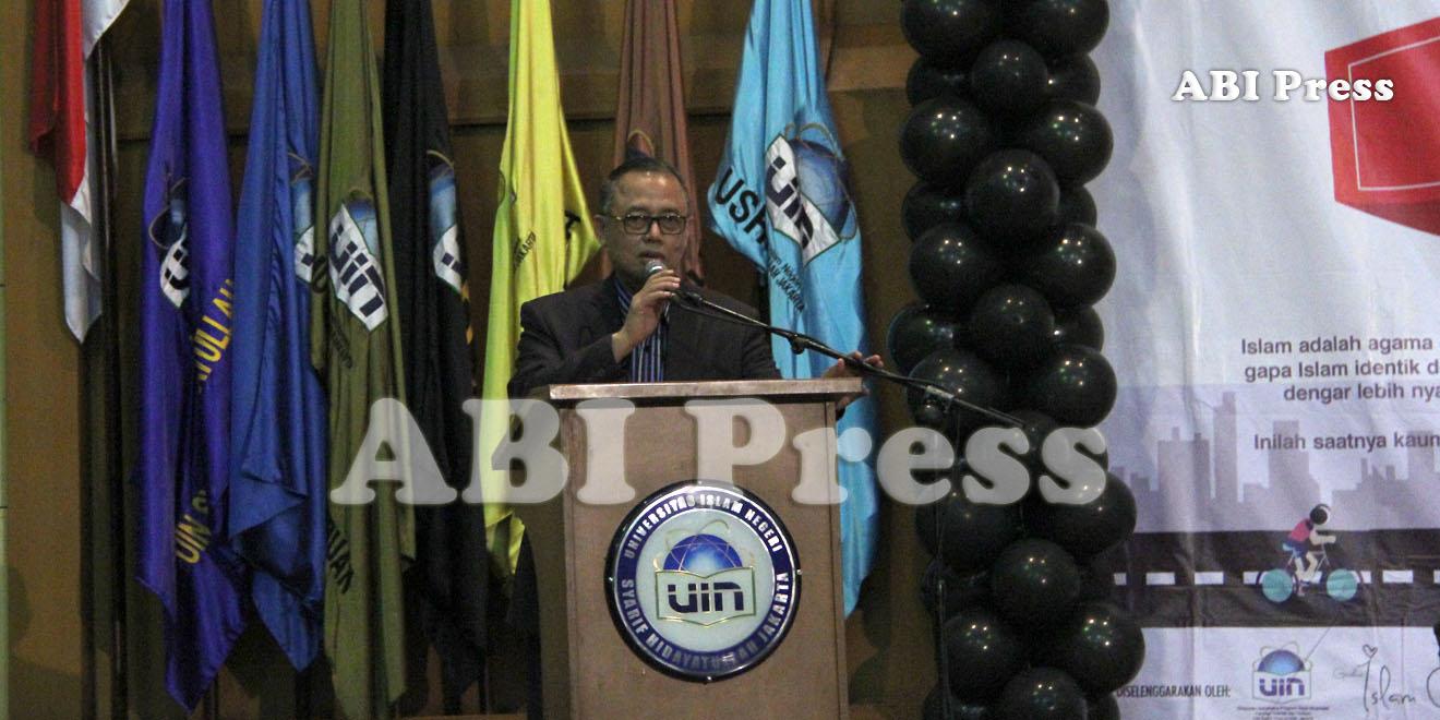 Prof. Dr. Dede Rosyada