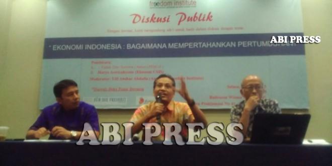 Ekonomi Indonesia Melemah