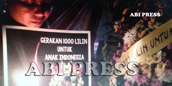 Gerakan 1000 Lilin untuk Anak Indonesia