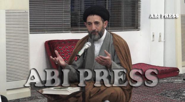 Tadarus Quran ICC Bersama Sayyid Jafar Musawi