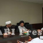 Prof. Dr. Machasin dan Mujtahid Syiah Irak, Sayyid Izzuddin al-Hakim