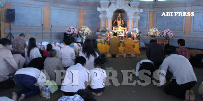 Pesan Waisak Indonesia Untuk Myanmar