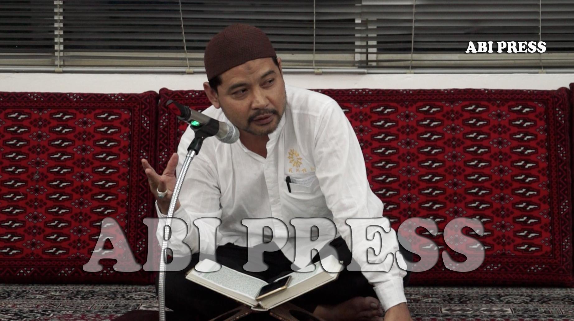 Tadarus Quran ICC Bersama Ustaz Hasyim Adnan