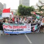Peringatan Yaumul Quds Serentak di 12 Kota Besar Indonesia