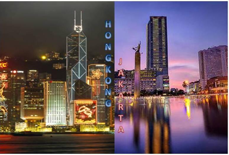 Hongkong: Magnet Baru Pekerja Indonesia Selain Jakarta