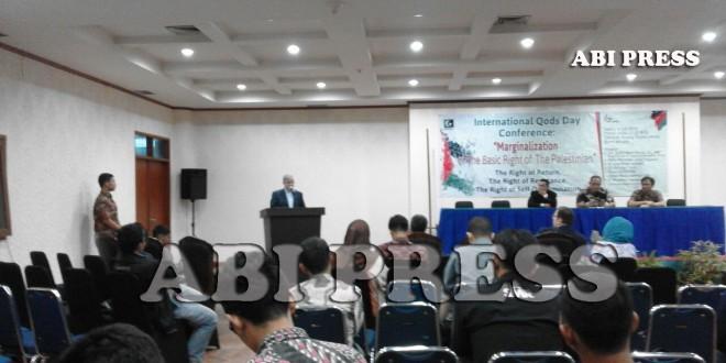 Dr. Saiful Bahri Ruray: Palestina Terjajah, Problem Kemanusiaan Universal