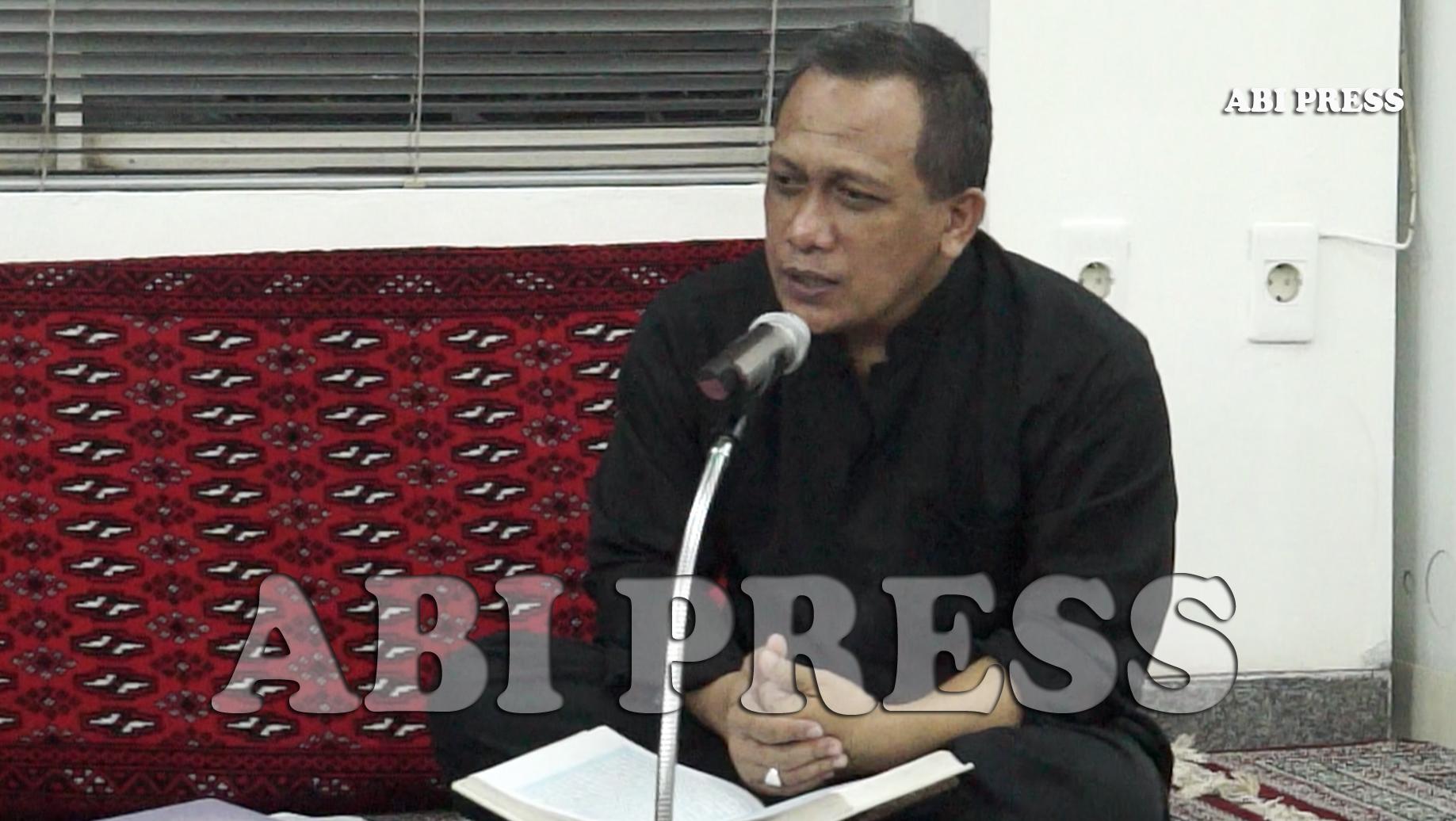 Tadarus Quran ICC Bersama Ustaz Musa Kadzim Siraj