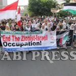 Jakarta Serukan Pembebasan Palestina