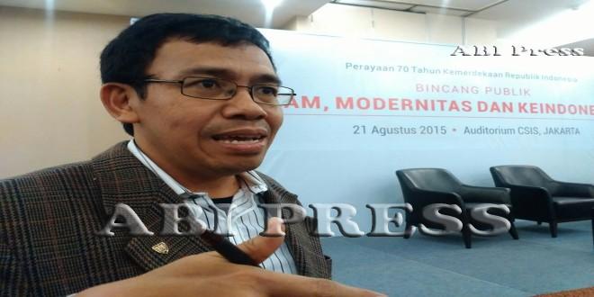Akhmad Sahal: Islam Nusantara Adalah Islam Kaffah