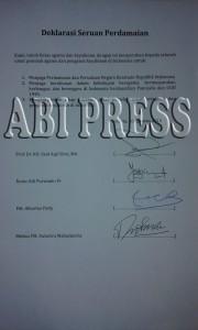 Deklarasi-Seruan-Perdamaian-PBNU