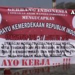 Cara Unik Gerbang Indonesia Rayakan HUT RI ke-70