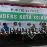 Maarif Institute Gelar Public Expose Indeks Kota Islami