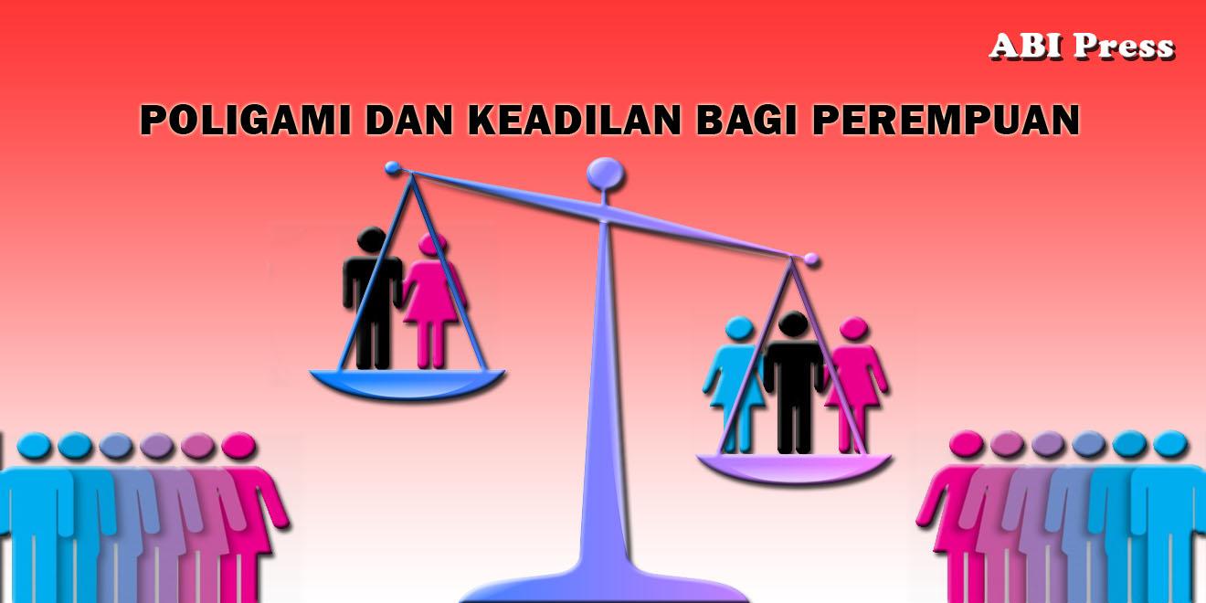 Poligami dan Keadilan Bagi Perempuan