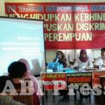 Aktivis Perempuan Desak Pemerintah Hapus Produk Hukum dan Perda Diskriminatif