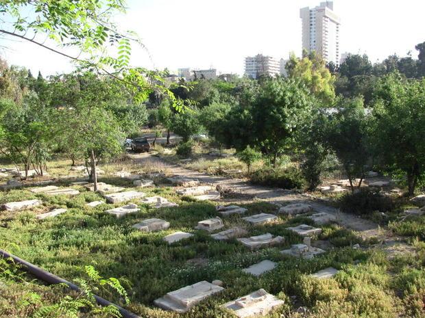 Israel Ubah Makam Syuhada Menjadi Hotel