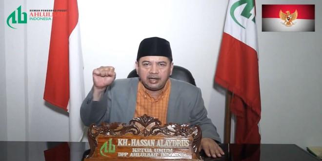 Pesan Ketua Umum DPP Ahlulbait Indonesia Kepada Pemuda Indonesia