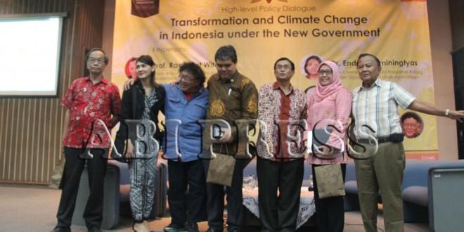 Transformasi Birokrasi Hadapi Climate Change