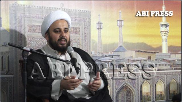 Video : Milad Imam Ali Ridha di ICC