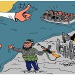 Nasib Pengungsi Suriah Ditolak Arab Diterima Eropa