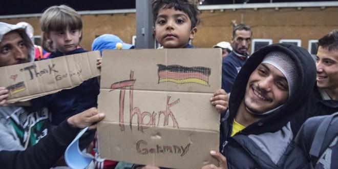 Perbandingan Negara Penerima Pengungsi Suriah dan Pengirim Senjata