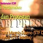 Video : Seri Sekolah Agama ICRP Perspektif Katolik dan Protestan