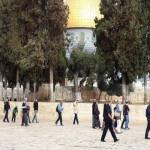 Ulah Israel Tutup Paksa Masjid Al-Aqsa